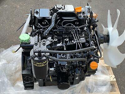 Brand New Yanmar 3tnv84 Engine- 1 Year Warranty