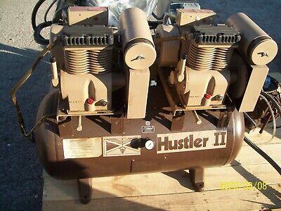 Hustler Ii Dental Compressor Air System
