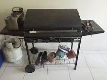 4 Burner BBQ with Gas Bottle & Deep Fryer. Cairns Region Preview