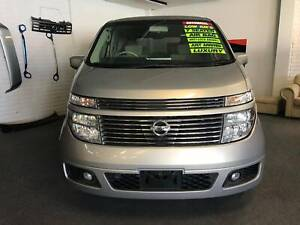 Nissan Elgrand Peple Mover Luxury with Low km Beckenham Gosnells Area Preview