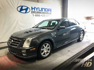 CADILLAC STS AWD LUXURY + AWD + MAGS + CUIR + BOSE AUDIO + WOW !