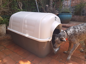 Plastic dog kennel medium size Adelaide CBD Adelaide City Preview