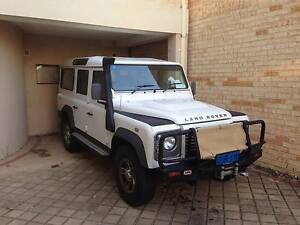 2008 Land Rover Defender **12 MONTH WARRANTY** West Perth Perth City Area Preview