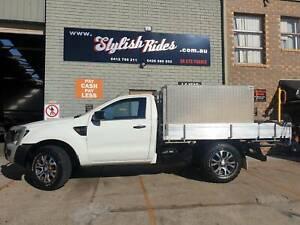 2013 Ford Ranger  3.2 Manual 4x4 TURBO DIESEL GEM ! $15990 CHEAP Slacks Creek Logan Area Preview