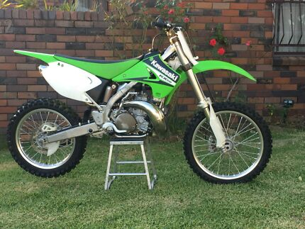2006 KX250 Quakers Hill Blacktown Area Preview