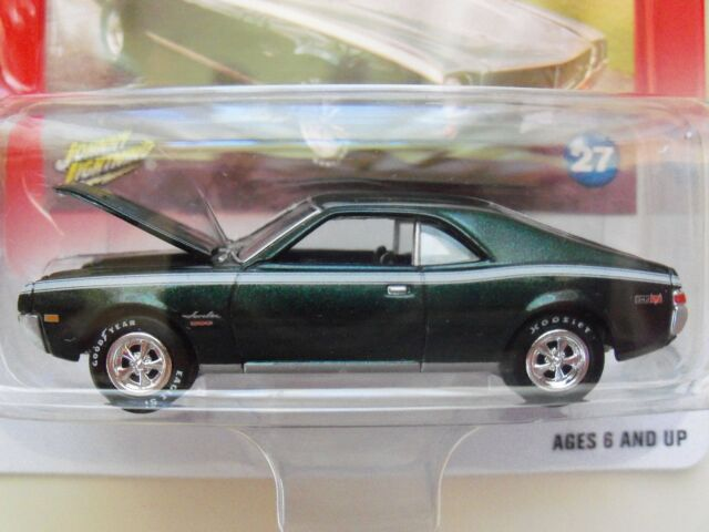 Amc Javelin Sst Johnny Lightning Muscle Cars Usa Ebay