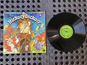 Hickory Dickory - Songs from Kindergarten Record Vinyl
