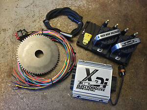 Electromotive XDI 4 Cylinder Complete Distributorless Ignition package