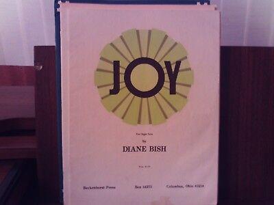 Diane Bish: Joy, organ solo (Diane Bish Organ)