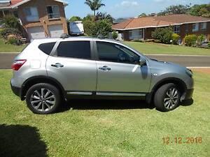 2013 Nissan Dualis Wagon Port Macquarie Port Macquarie City Preview