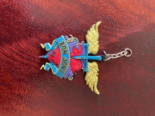 Bon Jovi key chain