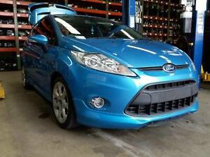2010 Ford Fiesta 1.6L Manual * WRECKING for PARTS *S379 Neerabup Wanneroo Area Preview