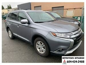 2016 Mitsubishi Outlander SE, 7 SEATS! CERTIFITED PRE-OWNED!