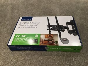 "33""-46"" Full Motion TV Wall Mount Stand NEW!"