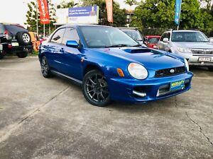 2001 Subaru Impreza WRX (AWD) Manual 215xxx Km 🎁 Including Rego;6 Months Fresh ➕ RWC ➕ Warranty 🎁 Holland Park West Brisbane South West Preview