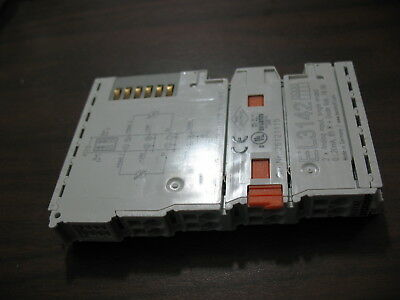 Beckhoff El3142 Analog Input Module
