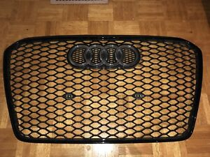 Audi RS5 Front Grille Post Lift