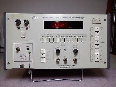 Bnc Berkeley Nucleonics 6100 Optical Power Meteranalyzer
