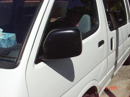 1993 Toyota Commuter Hiace Van Punchbowl 2196 Canterbury Area Preview