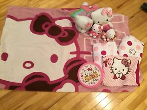 Sold PPU - Hello Kitty Bedding