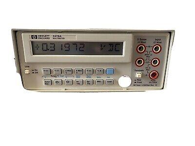 Agilent Hp 3478a Digital Multimeter Refurbished