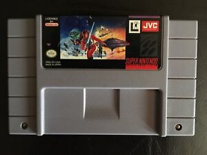 Star Wars empire strikes back SNES