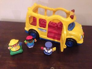 Little People Bus Mont Albert Whitehorse Area Preview