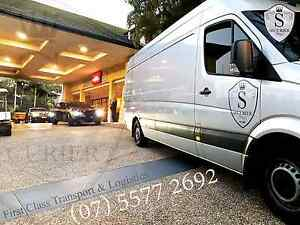 MAN AND A MASSIVE VAN~ONLY $55HR~ Biggera Waters Gold Coast City Preview