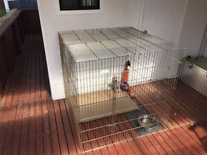 Dog Pet Kennel Crate