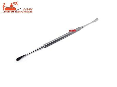 Spatula Elevator Double Ended Orthopedic Ent Surgical Instrument Free Shipping