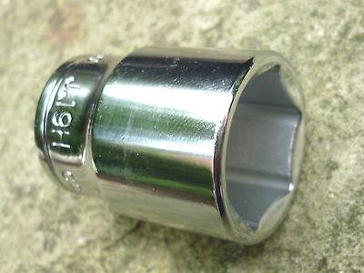 FACOM 19mm SHALLOW SOCKET, 3/8