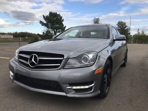 2014 Mercedes-Benz C350 Coupe 4Matic