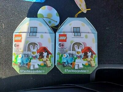 LEGO 853990 Easter Bunny House, new, factory sealed, FREE Shipping!