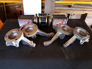 Stub axles and bearings Arncliffe Rockdale Area Preview