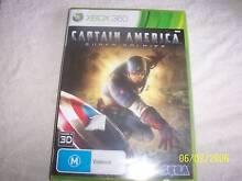 Captian America Super Soldier still wrapped Xbox 360 Bracken Ridge Brisbane North East Preview