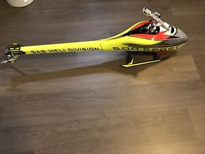 Rc Helicopter Goblin 500 Sport