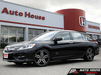 2016 Honda Accord Sport w/MOON ROOF Sarnia Sarnia Area Preview
