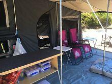 Camper Trailer for 'Glamping' in style!!  Bargain!! Mount Barker Mount Barker Area Preview