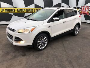2014 Ford Escape SE, Automatic, Navi, Leather, Panoramic Sunroof