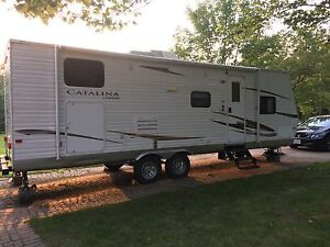2010 Catalina 28DDS Travel Trailer