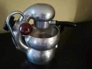 Genuine Atomic Coffee Machine Brevetti Robbiati Milano Model