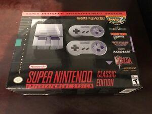 SNES Mini Classic Edition