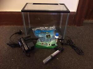 BNIB Starter Fish Tank and Accessories West Hobart Hobart City Preview