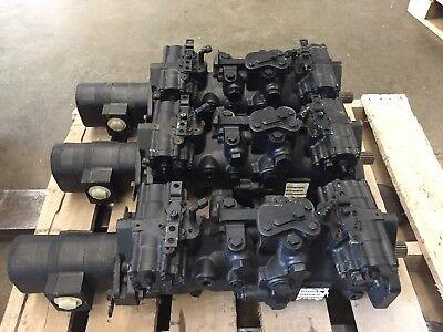 Tandem Hydrostat Pump New Holland L180 C185 L185 L190 87559737 Case Skid Steer