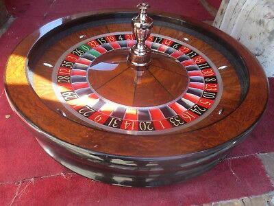 Cammegh Roulette wheel Very good condition