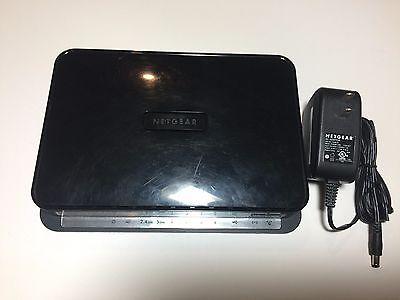 Netgear N750 450 Mbps 4-Port Gigabit Wireless N Router (WNDR4300)