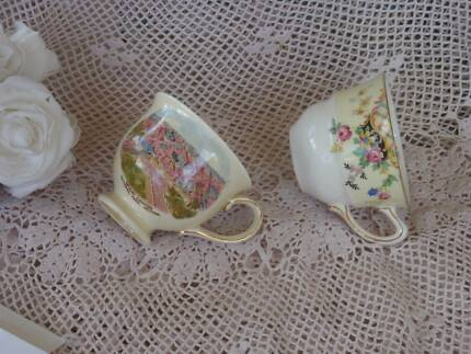 VINTAGE ROYAL WINTON GRIMWADES 2 ORPHAN REPLACEMENT CUPS ONLY VGC Loganholme Logan Area Preview