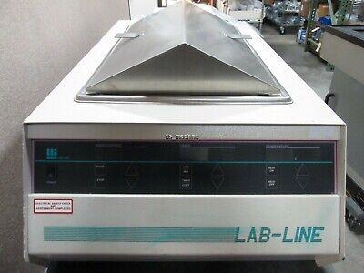 Lab-line 4682 Digital Reciprocating Water Bath Shaker 120vac 11.66a 1400w