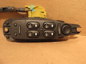 Jaguar s type 00 2000 power window power mirror memory for 2000 jaguar s type window regulator