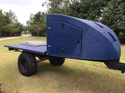 off road quad bike/adventure trailer Pomona Noosa Area Preview